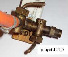 plugafsluiter